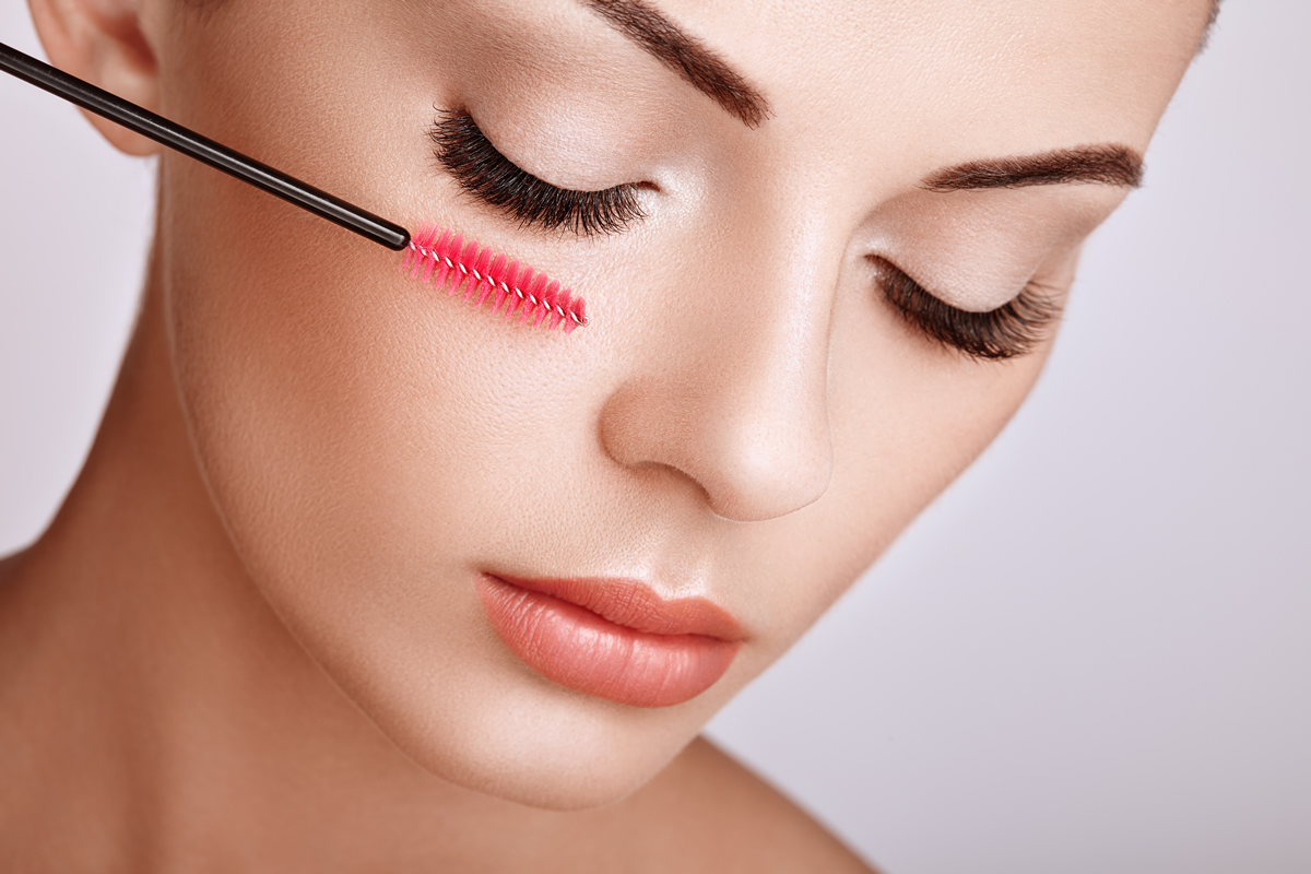 beauty school eye lashes course